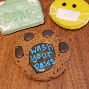 Gourmet Dog Treats – Covid-19 treats
