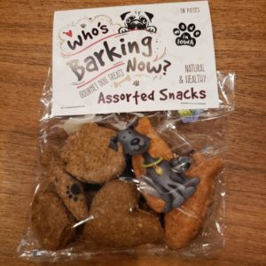 Gourmet Dog Treats – Mini Assorted Treats