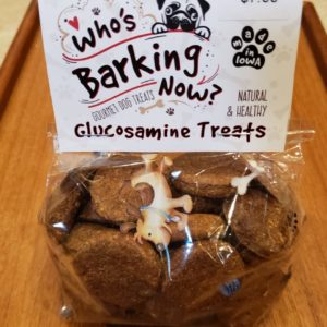 Gourmet Dog Treats – Glucosamine Treats