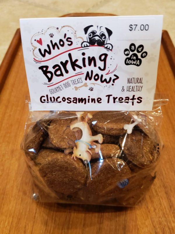 Gourmet Dog Treats – Glucosamine Treats