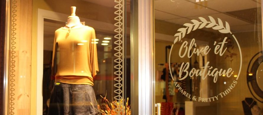 Olive 'et Boutique - Curated Clothing & Pretty Things