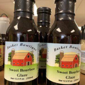 Sweet Bourbon Glaze - Shop Iowa - shopiowa.com - Marketplace website for Iowa's Brick & Mortar Retailers