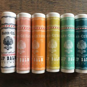 Barr & Co Lip Balm - Shop Iowa - shopiowa.com - Marketplace website for Iowa's Brick & Mortar Retailers