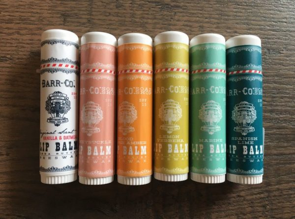 Barr & Co. Lip Balm