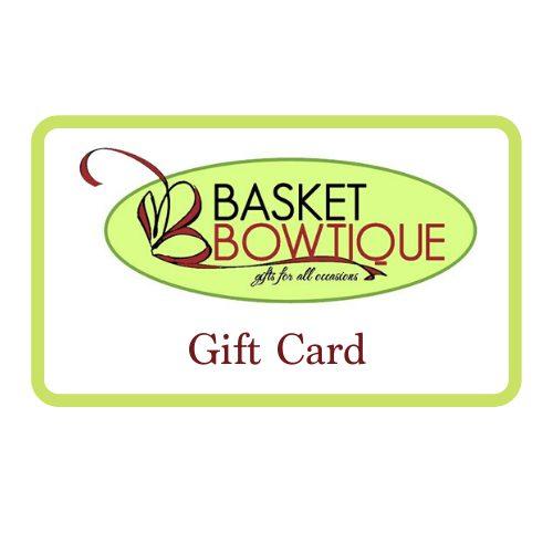 Basket Bowtique Gift Card