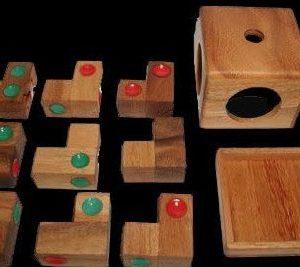 Dice Cube Challenge Game- Shop Iowa - shopiowa.com - Marketplace website for Iowa's Brick & Mortar Retailers