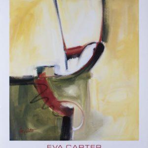 Meander Print by Eva Carter