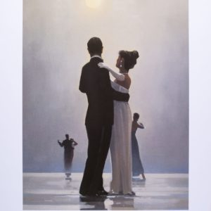 Into the Night Print by Jack Vettriano