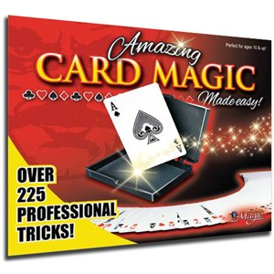 Amazing Card Magic Game- Shop Iowa - shopiowa.com - Marketplace website for Iowa's Brick & Mortar Retailers