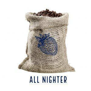 Photo of All Nighter - Espresso Blend from Blue Strawberry in Cedar Rapids, Iowa on shopiowa.com