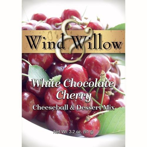 Wind & Willow White Chocolate Cherry Cheeseball and Dessert Mix