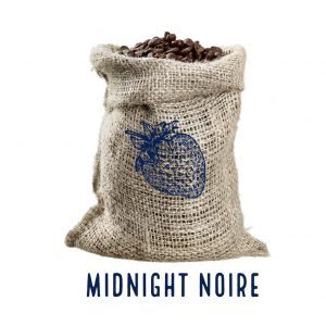 photo of Midnight Noire - Strong Dark Roast Blend from Blue Strawberry in Cedar Rapids, Iowa on Shopiowa.com