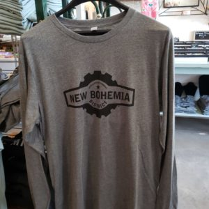 New Bohemia long sleeve t-shirt