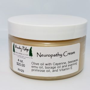 Neuropathy Cream