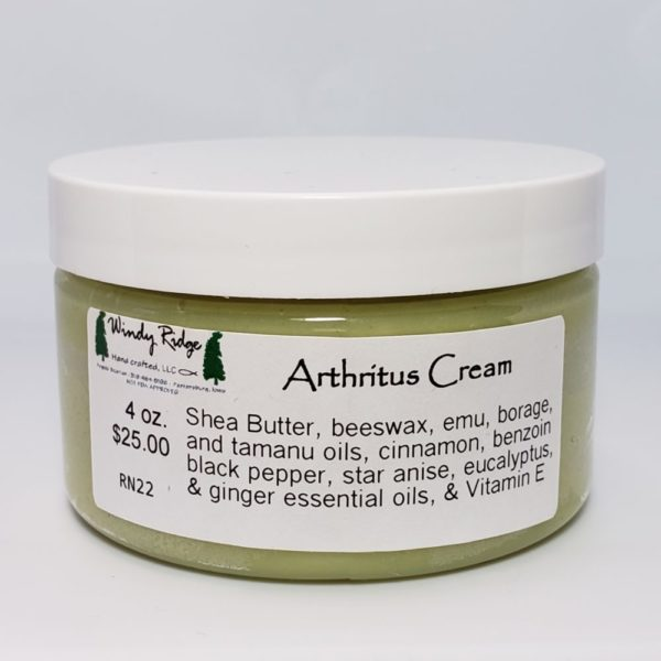 photo of Arthritis Cream on shopiowa.com