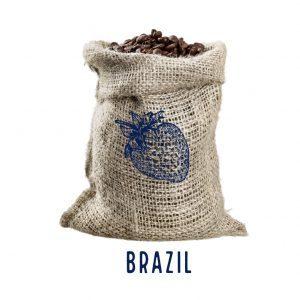 photo of Brazil - Coffee Beans from Blue Strawberry in Cedar Rapids, Iowa on shopiowa.com