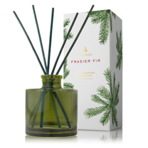 Thymes Frasier Fir Home Fragrance Sprays, Diffusers & Wax Melts