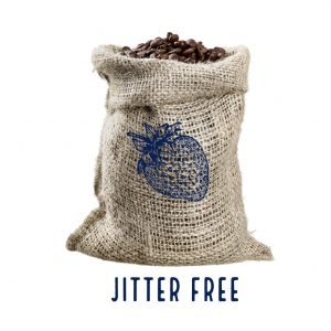 photo of Jitter Free - Decaf Coffee Beans from Blue Strawberry in Cedar Rapids, Iowa on shopiowa.com