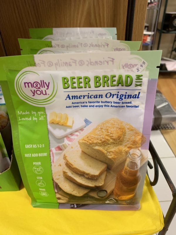 Beer Bread by Molly & You