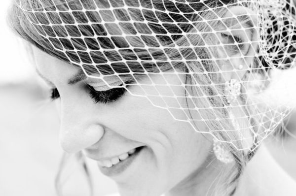 Photo of Birdcage Veil from Marti and Co on Shop Iowa