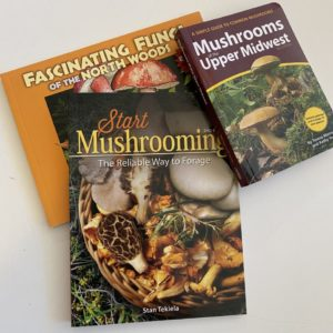 Books - Mushroom Knowledge