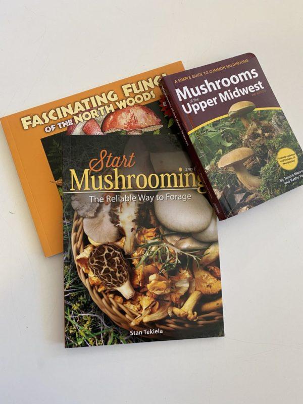 Books - Mushroom Knowledge