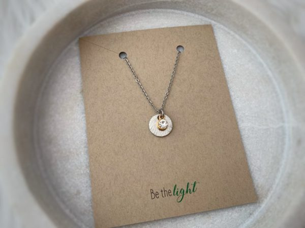 """""""Be The Light"""" Necklace"""