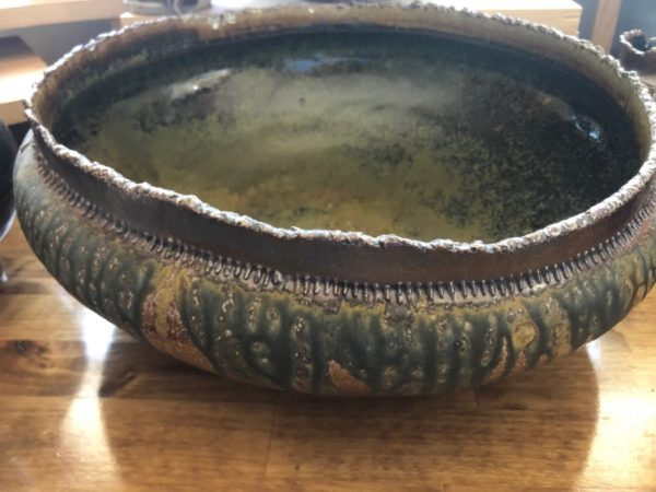 Clay Bowl by Bill Ball from DKW Art Gallery on shopiowa.com