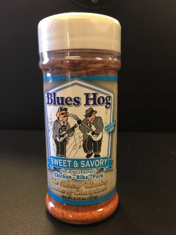 Blues Hog: Sweet & Savory Seasoning