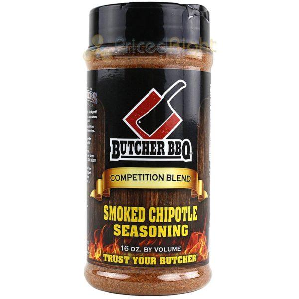Butcher BBQ Smoked Chipotle Seasoning
