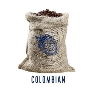 photo of Colombia - Coffee Beans from Blue Strawberry in Cedar Rapids Iowa on Shopiowa.com