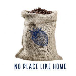 Photo of No Place Like Home - Original Medium Roast House Blend Blue Strawberry Coffee on Shopiowa.com