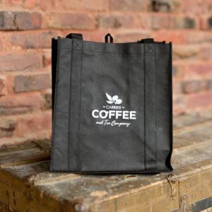 Carrier Coffee and Tea Reusable Shopping Bag