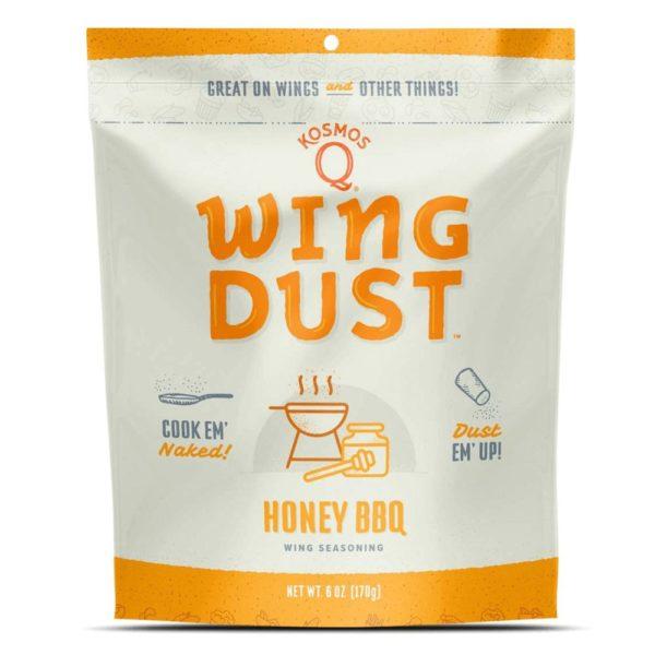Kosmos Wing Dust: Various Flavors