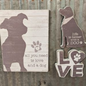 Dog Magnet Set
