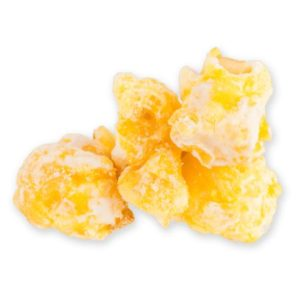 Lemon Cookie Popcorn