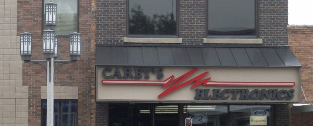 Carey's Electronics