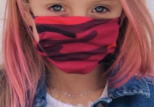Adult & Child Face Masks
