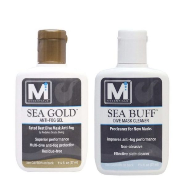 Sea Gold & See Buff, Anti-Fog/Dive Mask Cleaner