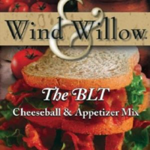 Wind & Willow BLT Cheeseball and Appetizer Mix