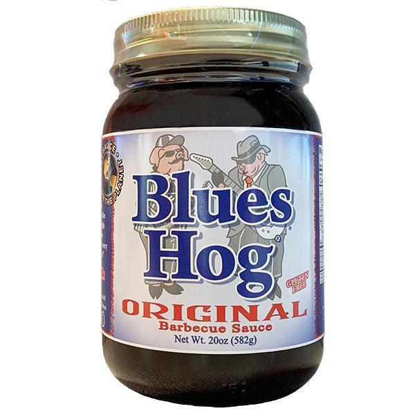 Blue Hogs Original BBQ Sauce on Shopiowa.com