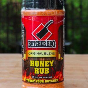 Butcher BBQ: Honey Rub