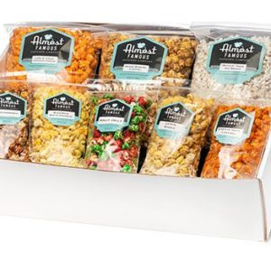 The Champion Gourmet Popcorn Gift Box Set