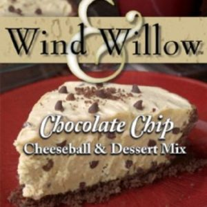 Wind & Willow Chocolate Chip Cheeseball and Dessert Mix