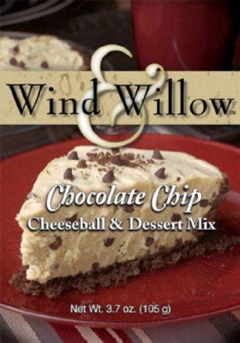 Wind & Willow Chocolate Chip Cheeseball and Dessert Mix
