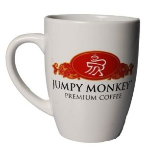 Jumpy Monkey Coffee Mug