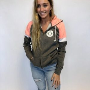 Daisy hoodie - Shop Iowa - shopiowa.com - Marketplace website for Iowa's Brick & Mortar Retailers