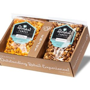 The Duet Gourmet Popcorn Gift Box Set