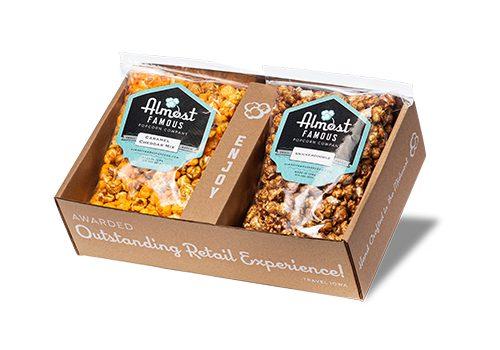 The Duet Gourmet Popcorn Gift Box Set