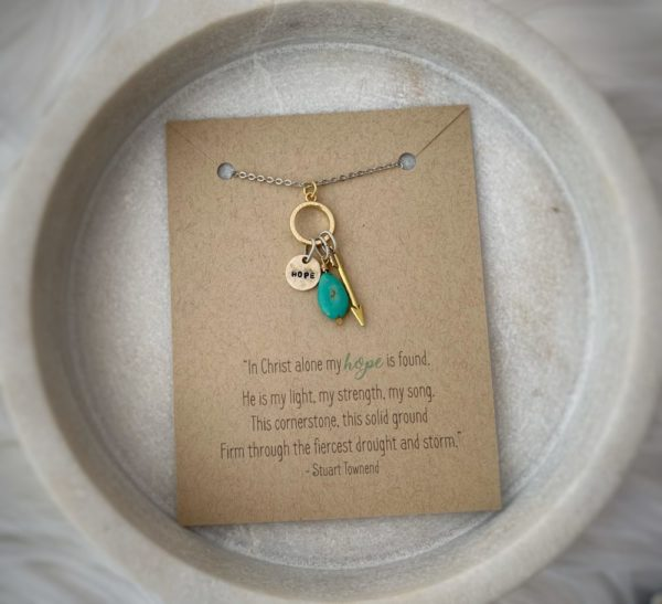 """""""Hope"""" Necklace"""
